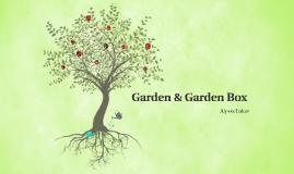 Garden & Garden Box