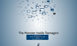 The Monster Inside Teenagers
