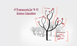 Copy of Framework for K-12 Science Education