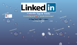 LinkedIn Tips & Tricks | Flag Tech Talk