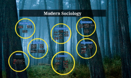 Modern Sociology