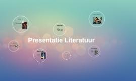 Presentatie Literatuur