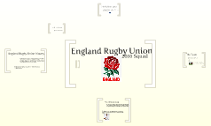 England Rugby Union
