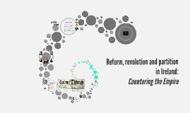 Copy of Reform, revolution and partition in Ireland: