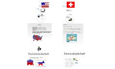 Politische Systeme USA Schweiz