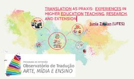 Copy of Observatório de Tradução: Arte, Mídia e Ensino