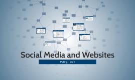 Social Media and Websites