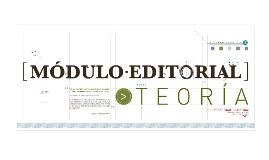 Teoría Mod.Editorial - UPB