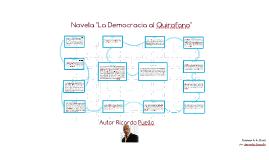 """Copy of Novela """"La Democracia al Quirofano"""""""