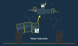 Copy of Motor Solenoide