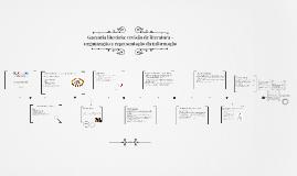 Copy of Garantia literária: revisão de literatura - organização e re