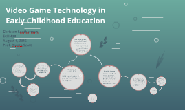 Video Game Technology in Early Childhood Education