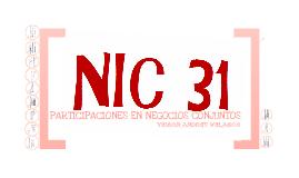 NIC 31