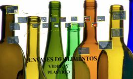 ENVASES DE VIDRIO Y PLASTICO