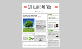 ELITE ALLIANCES AND TMSO