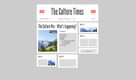 The Culture Times