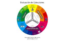 Copy of Evaluación de colecciones