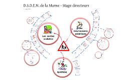 Intervention - Stage directeurs