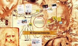 Copy of  El Conocimiento