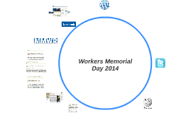 Workers Memorial Day 2014