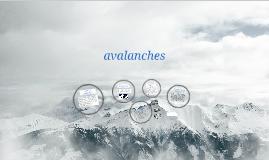 avanlanches