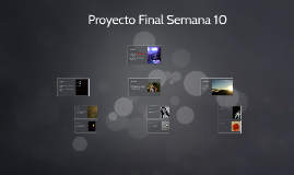 Proyecto Final Semana 10