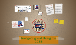 Navigating and using the CCSS