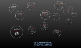 EL AUTORRETRATO