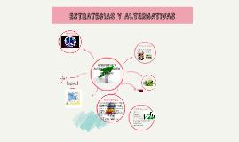 Copy of ESTRATEGIAS Y ALTERNATIVAS SEGÚN  H.I ANSOFF