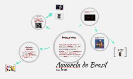 Copy of Aquarela do Brasil
