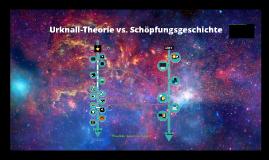 Urknall vs. Schöpfungsgeschichte