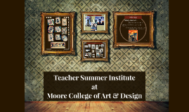 Teacher Summer Intensive