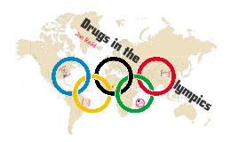 Drugs in the Olympics