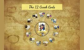Copy of The 12 Greek Gods