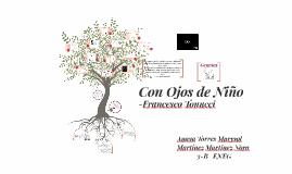 Copy of Con Ojos de Niño