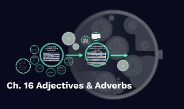 7 CH. 16 Adjectives & Adverbs