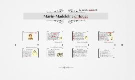 Marie-Madeleine d'Houet