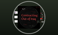 Contracting Out in Iraq