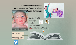 Copy of A National Perspective: Overcoming the Emperors1 New Clothes Syndrome