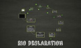Copy of Rio Declaration
