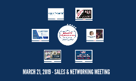 March 21 Meeting