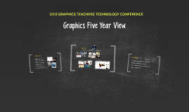 Graphics Five Year View