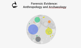 Forensic Evidence: