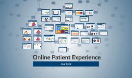 Online Patient Experience