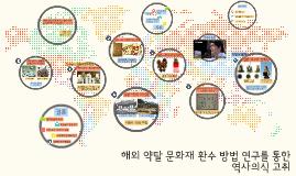 Copy of 해외 약탈 문화재 환수 방법 연구를 통한 역사의식 고취