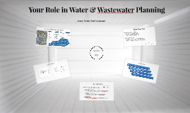 Your Role in Water & Wastewater Planning