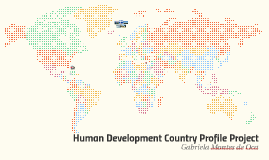 Human Development Country Profile Project