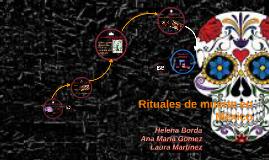 Rituales de muerte en México
