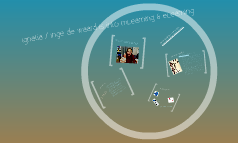 My e/m-learning profile via Prezi