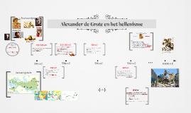 Alexander de Grote en het hellenisme